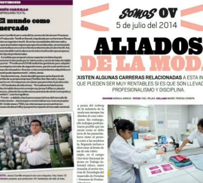 SOMOS Magazine Article